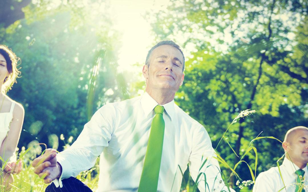 Mindfulness, je wapen tegen stress